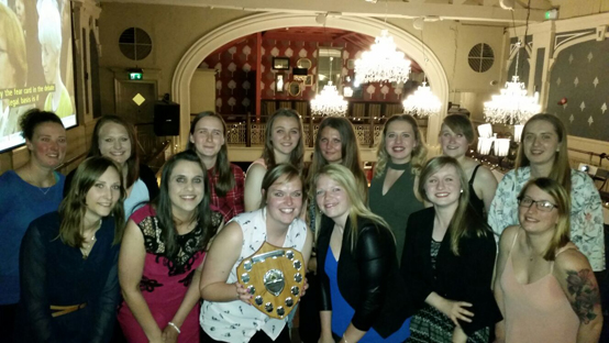 Coppleston Ladies Football Team